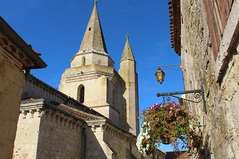 Photo of Sainte-Colombe-en-Bruilhois in Lot-et-Garonne