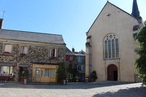 Photo of Sainte-Suzanne in Mayenne