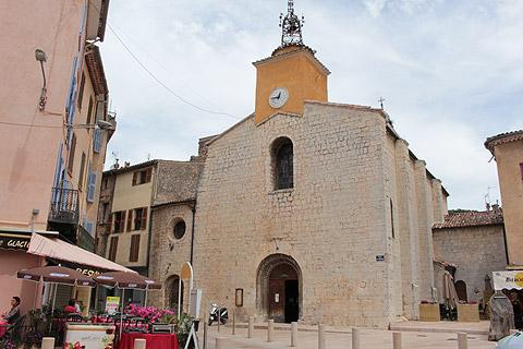 Photo of Salernes in Var