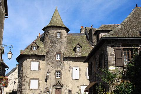 Photo of Saint-Vincent-de-Salers in Cantal