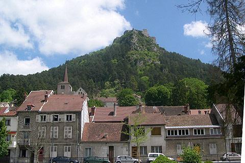 Photo of Salins-les-Bains in Jura