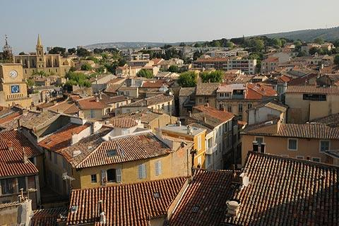 Photo of Eyguieres in Bouches-du-Rhone