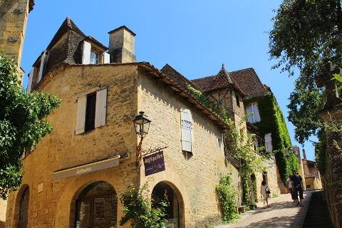Photo of Sarlat in Dordogne