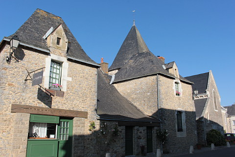 Photo of Saulges in Mayenne