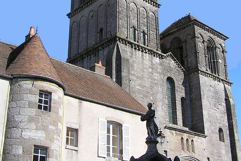 Photo of Gien-sur-Cure in Nievre