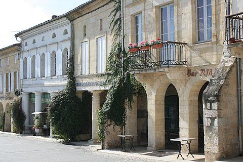 Photo of Sauveterre-de-Guyenne in Gironde