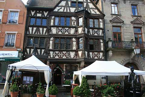 Photo of Phalsbourg in Moselle