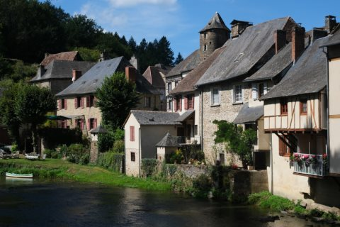 Photo of Segur-le-Chateau in Correze