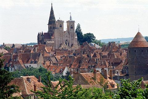 Photo of Courcelles-lès-Semur in Cote d'Or