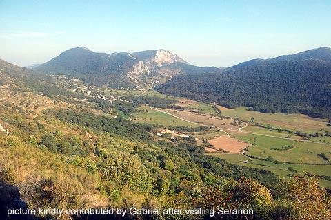 Photo de Séranon du département de Alpes-Maritimes