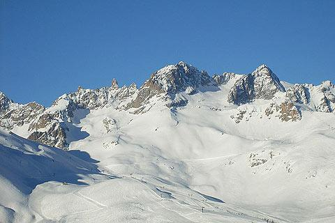 Photo of Serre Chevalier in Hautes-Alpes