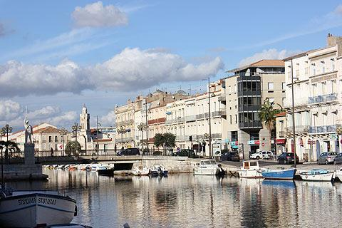 Photo of Sete (Languedoc-Roussillon region)
