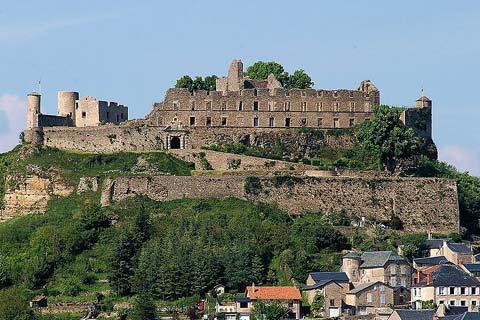Photo of Severac-le-Chateau in Aveyron