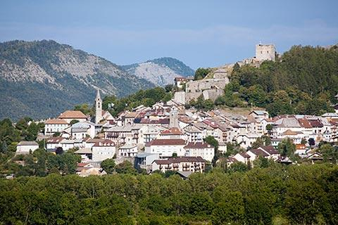 Photo of Seyne-les-Alpes in Alpes-de-Haute-Provence