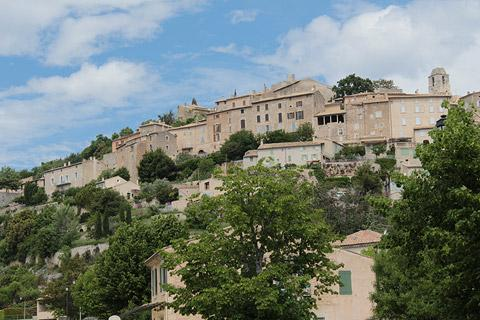 Photo of Simiane-la-Rotonde in Alpes-de-Haute-Provence