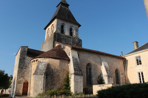 Photo of Sorges in Dordogne