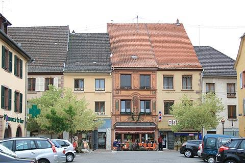 Photo of Thann in Haut-Rhin