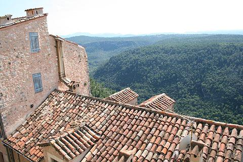 Photo of Saint-Cezaire-sur-Siagne in Alpes-Maritimes