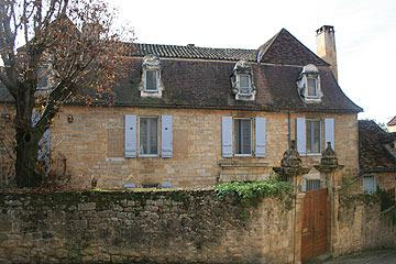 traditional dordogne architecture