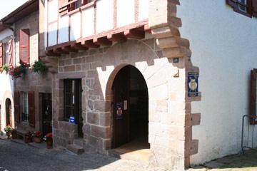 Centre d'accueil de pèlerins à Saint-Jean-Pied-de-Port