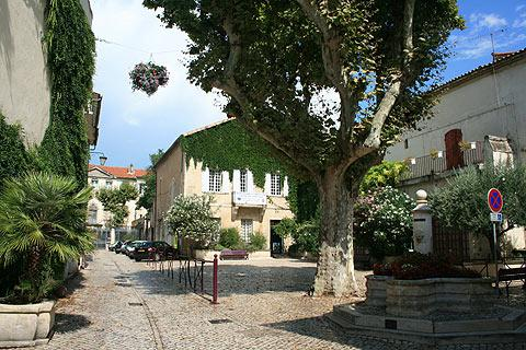 Photo of Aramon in Gard