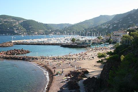 Photo of Theoule-sur-Mer in Alpes-Maritimes
