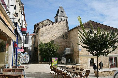 Photo of Saint-Jory-Las-Bloux in Dordogne
