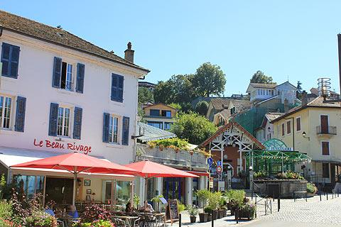 Photo of Orcier in Haute-Savoie