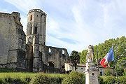 photo of Abbey of La Sauve-Majeure