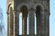 Charroux Abbey of Saint-Sauveur