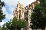 Albi cathedral village