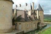 Bussy-Rabutin castle