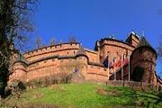 photo of Chateau du Haut-Koenigsbourg