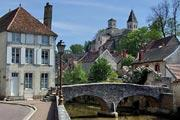 Chatillon-sur-Seine village