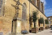 Cathédrale Saint-Luperc, Eauze