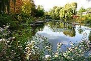 visit Giverny Gardens, France