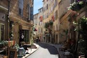 Grasse, perfume town on the Route Napoleon