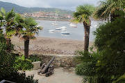 Hendaye, on the coast south of Saint Jean de Luz