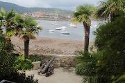 Hendaye, sur la côte au sud de Saint Jean de Luz