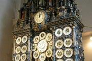 Clock at Besancon