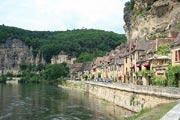 La Roque-Gageac village