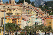 Photo of French Riviera by train