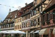 Obernai village