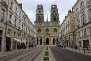 Cathedral of Sainte-Croix, Orleans village