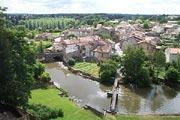 visit Parthenay, France