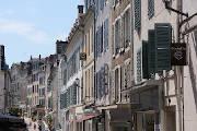 Boulevard des Pyrenees de Pau