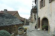 Peyre village