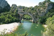 photo of Pont d'Arc