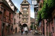 Photo of Alsace wine route