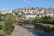 Saint-Come-d'Olt village